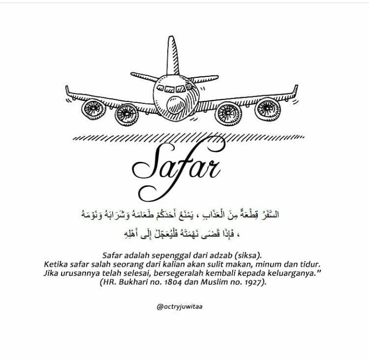 Bacalah Doa Safar Ini Ketika Bepergian Jauh | KOPISRUPUT